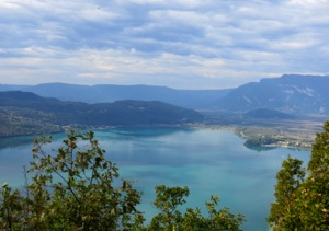 Chatillon, Lac du Bourget, France