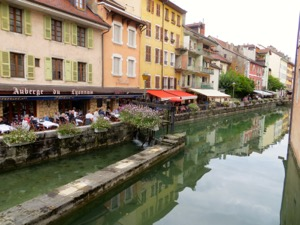Annecy Vieille Ville, France