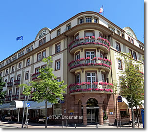 Hotels In Colmar Alsace France