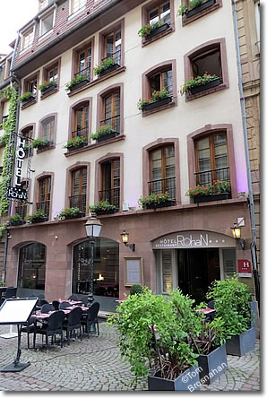 hotels in strasbourg france. Black Bedroom Furniture Sets. Home Design Ideas