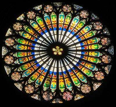 Image result for stained glass windows strasbourg