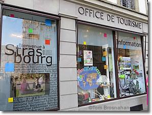 office de tourisme strasbourg