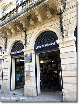 Tourist information for bordeaux france - Office de tourisme de monaco ...