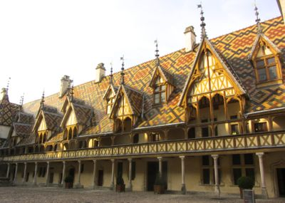 Hotel-Dieu, Beaune,France