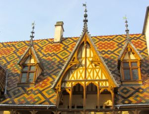 Hotel Dieu, Beaune, France