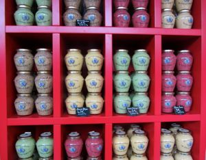 Mustards, Beaune, France