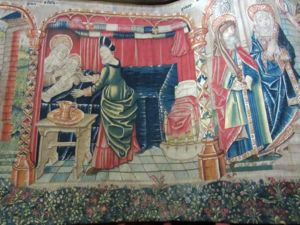 Tapestry, Beaune, France