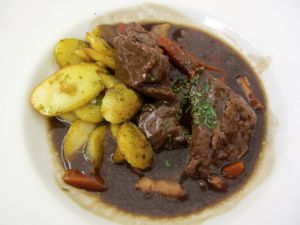 Boeuf Bourguignon, France