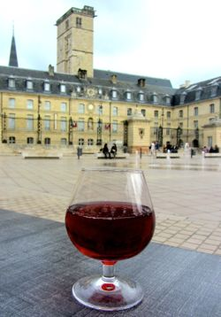 Kir in Dijon, France