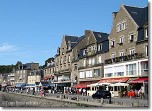 Seafont Hotel-Restaurants, Cancale, Brittany, France