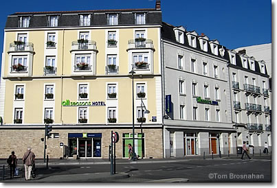 All Seasons Hotel, Rennes, Brittany, France