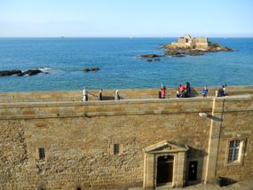 Fort National, St-Malo, France