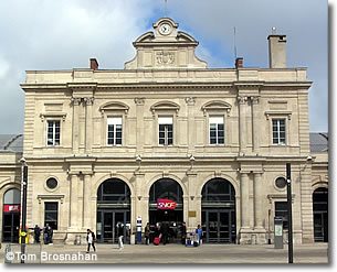 Transport for reims france - Gare reims centre ...