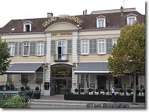 Best Western Grand Monarque Hotel, Chartres, France