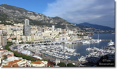 Fontvieille, Monaco, France Stock Photo - Alamy | 238x403