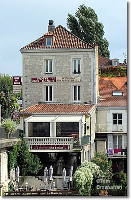 Hotel in Montignac, near Lascaux, Dordogne, France