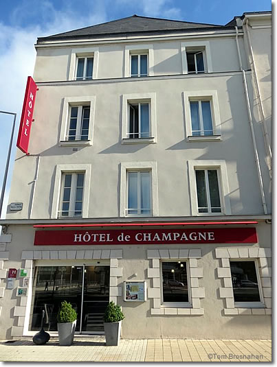 Hotels Near Bordeaux Train Station