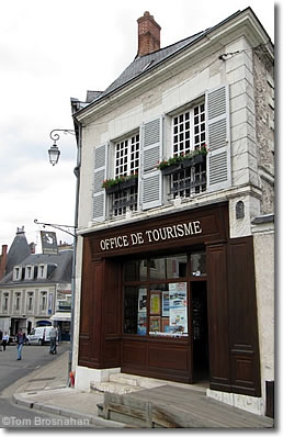 Office de Tourisme, Blois, France