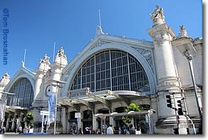 Gare Sncf Train Station Tours France