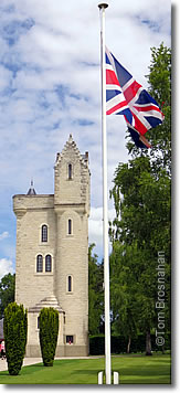 Ulster Memorial Tower, France