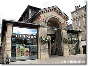 Tourist information in bayeux normandy france - Office de tourisme bayeux ...