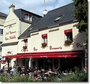 restaurants in bayeux normandy france
