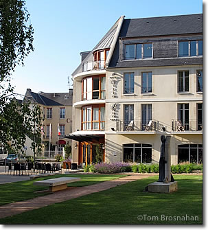 Villa Lara Hotel, Bayeux, Normandy, France