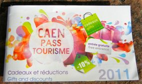 Caen Pass Tourisme, France