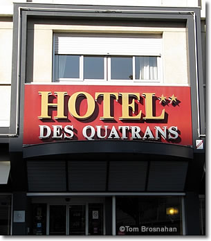 Hotels in caen normandy france for Top garage caen