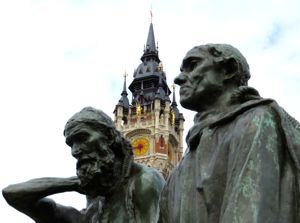 Burghers of Calais, France