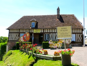 Camembert Museum, Normandy, France