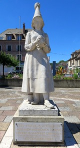 Marie Harel, VImoutiers, France