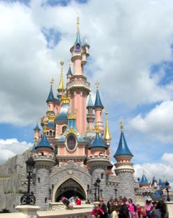 Sleeping Beauty Castle, Disneyland Paris