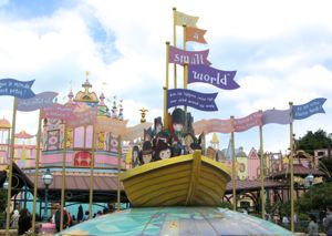 It's a Small World Afterall, Disneyland Paris
