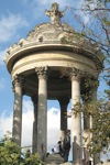 Temple of Sybille, Parc des Buttes-Chaumont, Paris