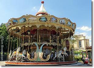 Jardins du trocad ro paris france for Aquarium de paris jardin du trocadero