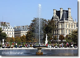 Tuileries, Paris, France