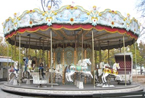Tuileries Carousel, Paris