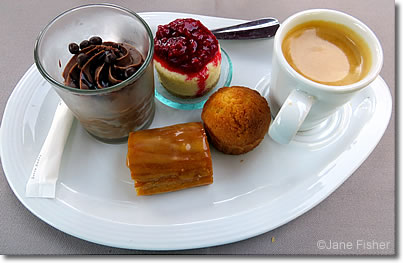 Café Gourmand, Paris, France