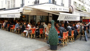 Rue Cler Paris Restaurants