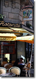 Restaurant Rotonde, Paris, France