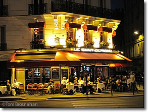 Restaurant St-Germain, Paris, France