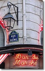 rue de Seine, Paris, France