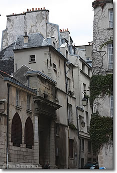 Rue des Barres, Paris, France