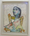 Picasso painting, Beauborg
