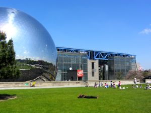 Cité des Sciences and Géode, Paris