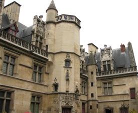 Musée de Cluny, Paris, France