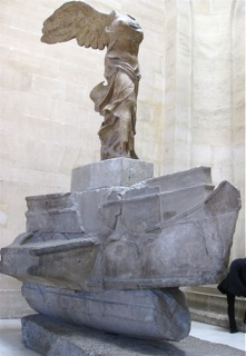 Winged Victory of Samothrace, Louvre, Paris