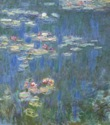 Monet Water Lilies, Paris, France
