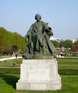Buffon, Natural History Museum, Paris